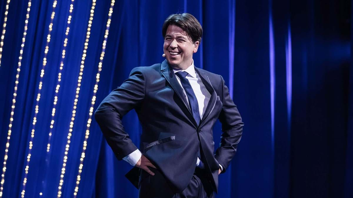Start your week right on Sunday night with Michael McIntyre's Big Show