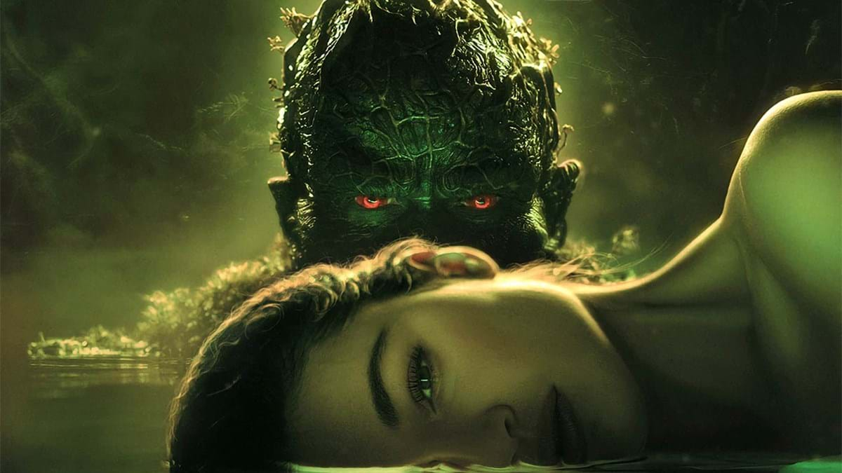 Scientist Abby Arcane has a deep fascination with a plant-like creature in Swamp Thing