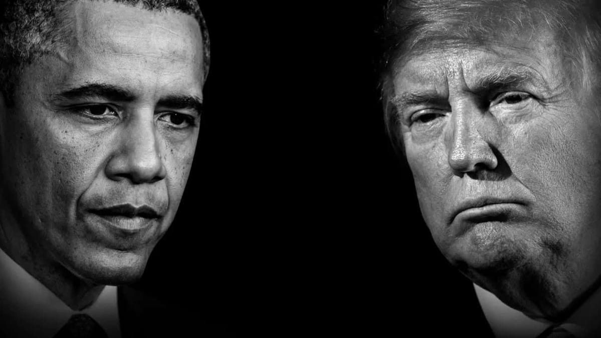 America's Great Divide strips away the truth to the Trump vs Obama debate