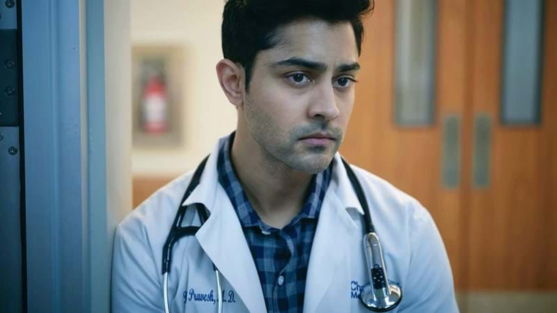 Manish Dayal talks about The Resident S4 on FOX (DStv 125)