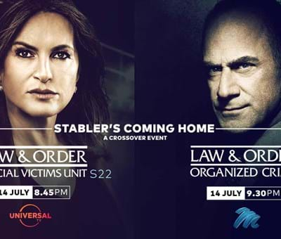 Must Watch: Law & Order Crossover Event