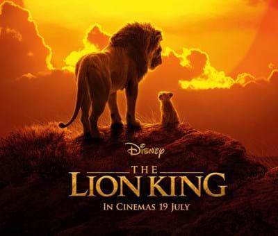The Lion King SA Premiere